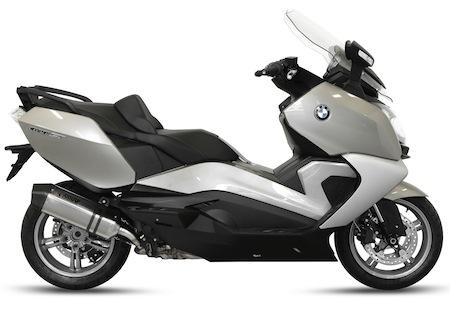 Mivv Speed Edge pour BMW C600 Sport et C650 GT