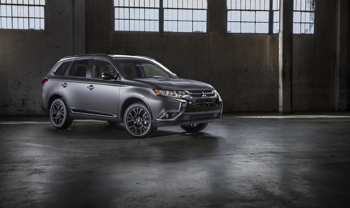 Mitsubishi : spéciale Black Collection pour les ASX et Outlander