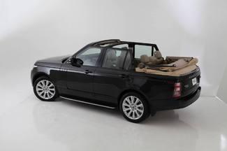 Porsche Cayenne et Range Rover Cabriolets par NCE