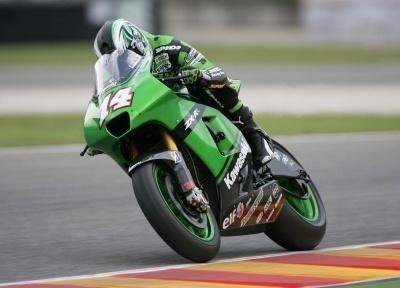 Moto GP: Catalogne D.2: Randy met Kawasaki à sa place.