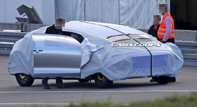 Rapid'news - La Porsche 911 restylée optera pour le turbo...