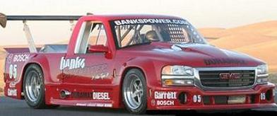 Banks Sidewinder D-Max Type R, l'autre diesel de course