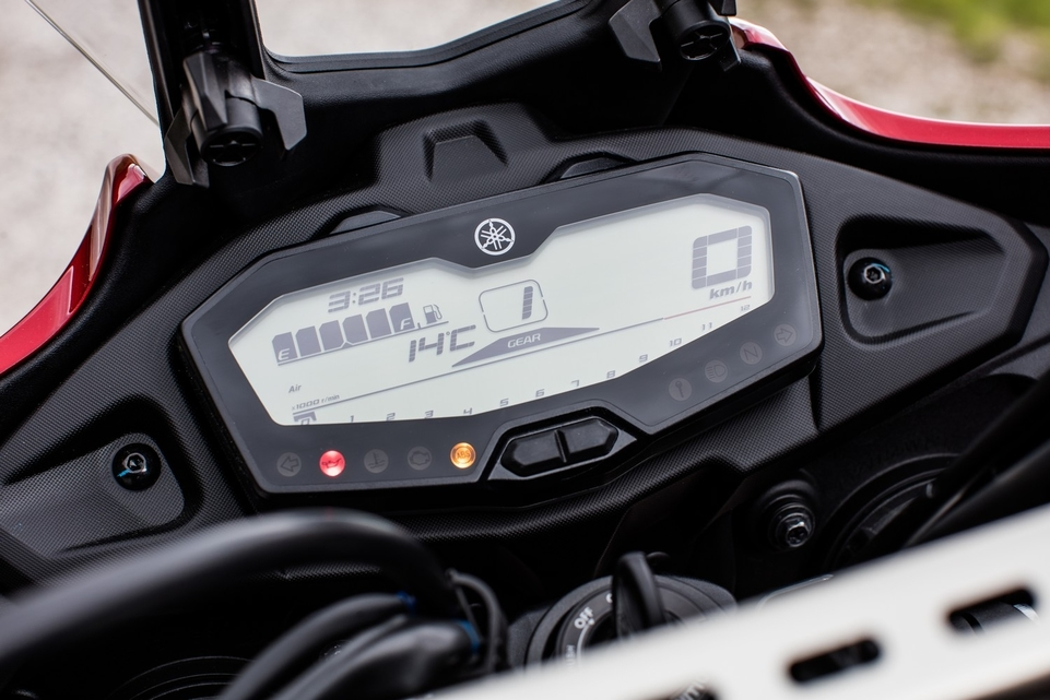 Essai Yamaha Tracer 700 2016 : un petit côté Fazer