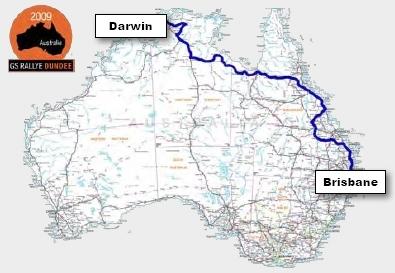 L'Australie à moto. Vous en rêviez, BMW et T3 l'ont fait !