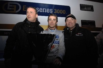 Nicolas Prost titré en Euro Series 3000
