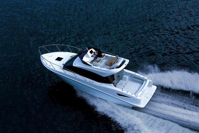 Toyota lance un nouveau bateau de plaisance