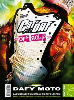 Dafy: le catalogue off road 2011 en approche.