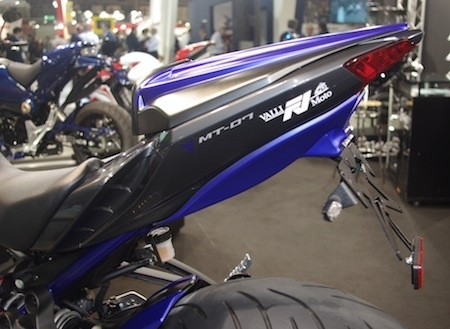 En direct de l'EICMA: Ermax