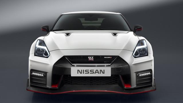 Nissan : la GT-R Nismo se met à jour