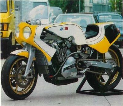 Retour sur la Siccardi 1000 S3
