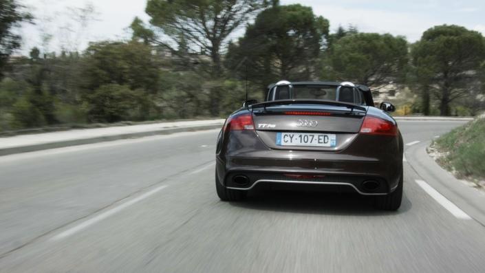 La Minute du Propriétaire : Audi TT RS Plus Roadster - Image et son