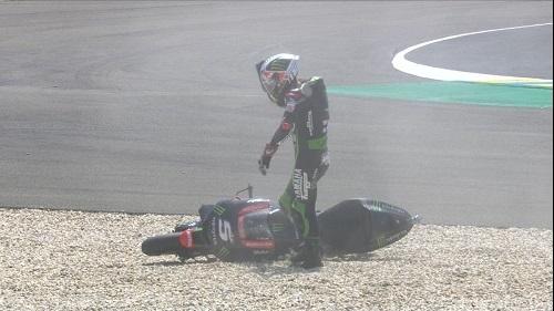 MotoGP - France Zarco: «chaque jour je me rapproche de la victoire»