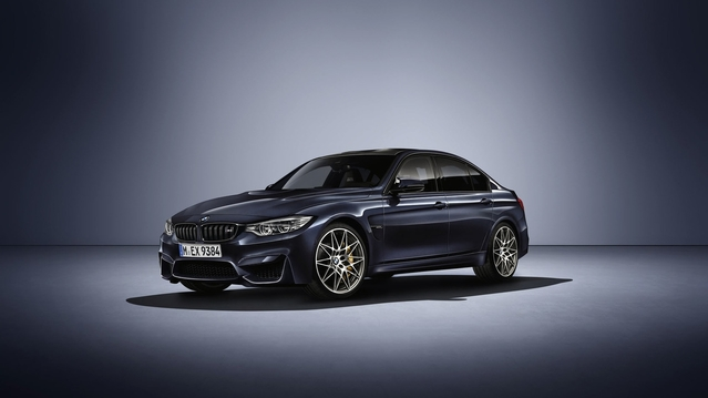 La BMW M3 fête ses 30 ans avec une série spéciale