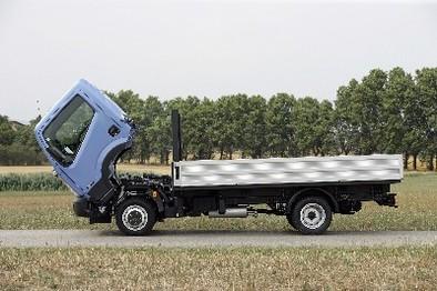 VUL - Nissan Cabstar: la fiche technique