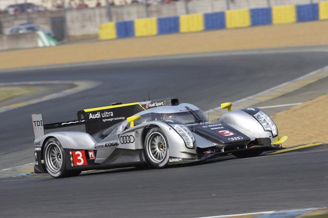 Vécu, la Journée Test des 24 Heures du Mans