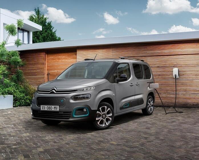 Citroën dévoile son Berlingo électrique - Caradisiac.com