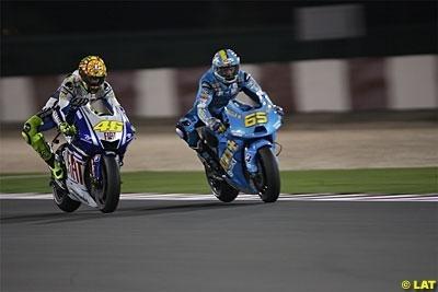 Moto GP - Japon: Capirossi va sortir le grand jeu