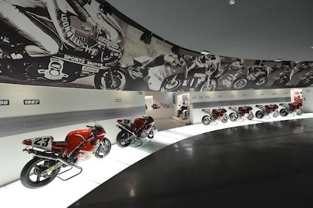 Ducati réouvre son Muséum pour la WDW 2016