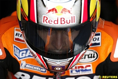 Moto GP: Hayden n'ira pas à Suzuka.