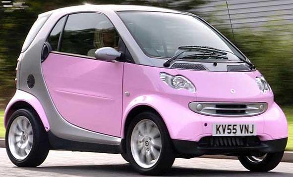 Smart ForTwo Pink Edition, la série spéciale de trop ?