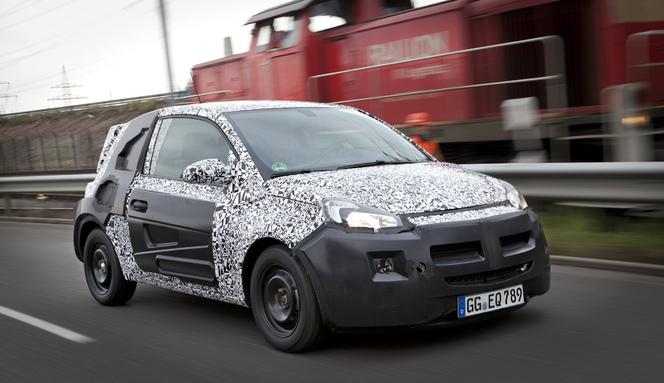 """L' Opel """"Junior"""" se prénommera..."""