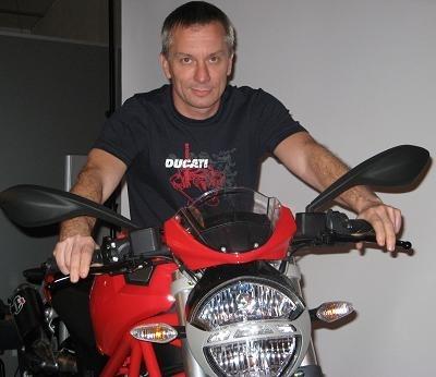 """Produit - Interview Ducati: Fabien Rezé nous décortique la """"colour therapy"""""""