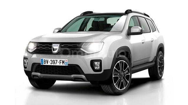 Futur Dacia Duster : comme ça ?