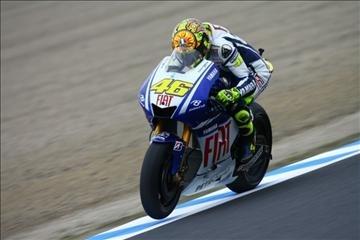 Moto GP - Japon D.1: Rossi enlève sa première séance