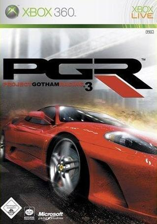 [Xbox360] Project Gotham Racing 3