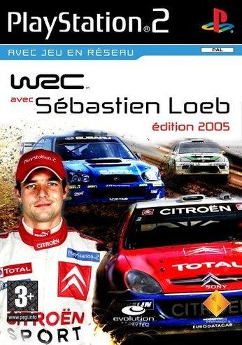 [PS2] WRC 2005 Sébastien Loeb Edition