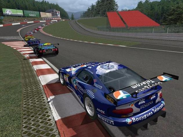 [PC] GTR (FIA GT Racing Game)