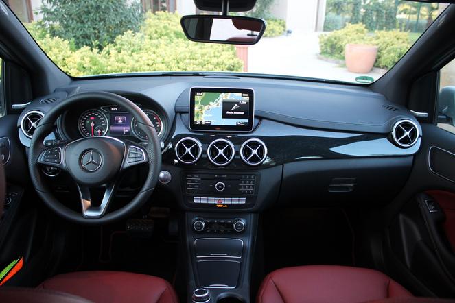 Essai vidéo - Mercedes Classe B restylé : fin de la routine