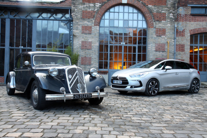 François Hollande choisira une Citroën DS5 pour son investiture