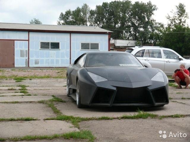 Il tente de transformer sa Mitsubishi en Lamborghini