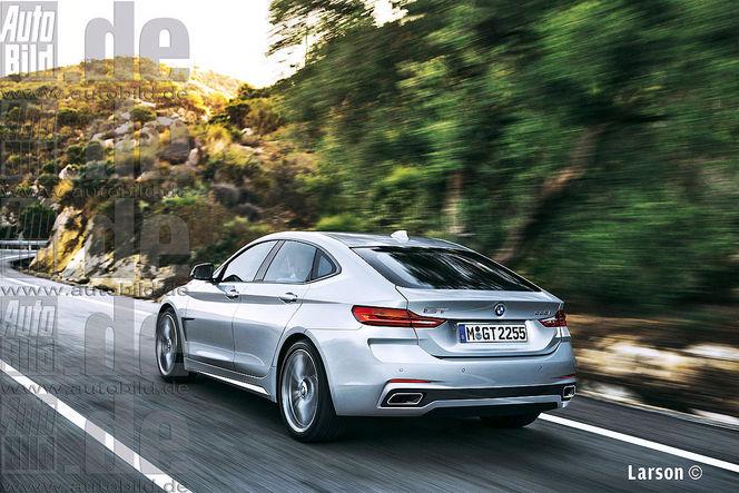 Future BMW Série 2 GT: comme ça?