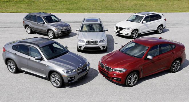 BMW célèbre 15 ans de X