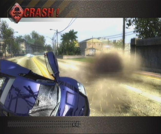 [PS2] Burnout Revenge: Peur sur la ville