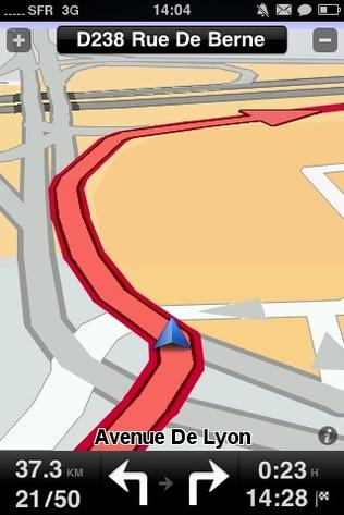Dossier GPS TomTom iPhone, la navigation de référence ?