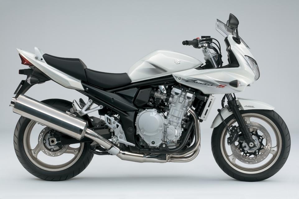 Suzuki sort son Bandit 1250 cm3 en série limitée.