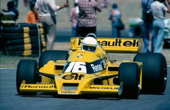 Renault Classic fête les 40 ans du circuit Dijon-Prenois