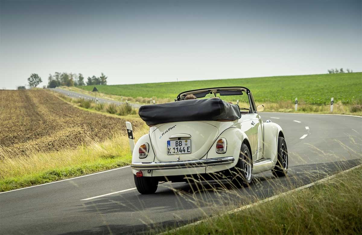 hot sale online first look release info on Volkswagen dévoile une conversion électrique officielle pour ...