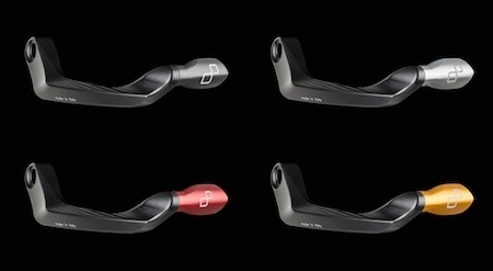 Lightech: protections de leviers de frein à la sauce Moto GP