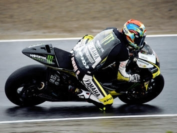 Moto GP - Japon D.2: Edwards barbote, la qualification reportée