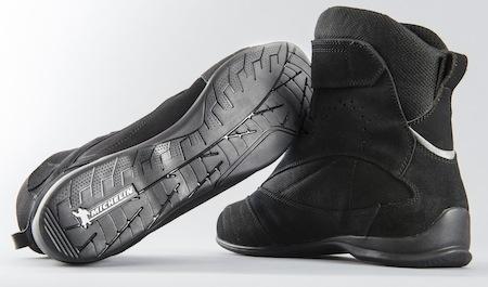 Reportage semelles Michelin : des pneus sur des chaussures ?