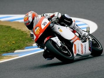 GP250 - Japon D.2: Faubel fait plaisir à Honda