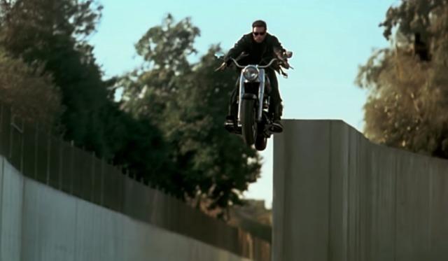 Harley-Davidson: dernier acte pour la Fat Boy du Terminator