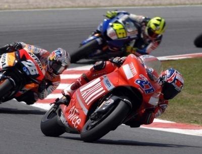 Moto GP: En Stoner dans le texte.