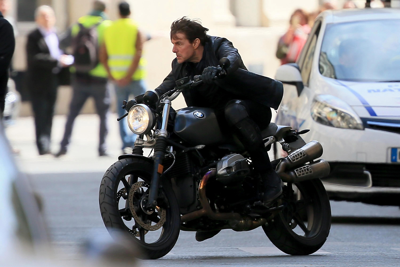 Cinéma Mission Impossible Nest Pas Bmw Pour Tom Cruise