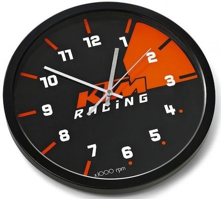 3 idées cadeaux KTM: c'est l'heure de la douche...
