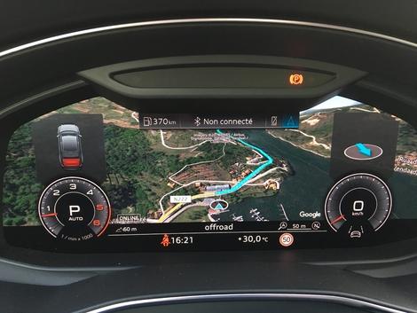 Prise en main - vidéo : Audi A6 (2018) : une caisse de pro